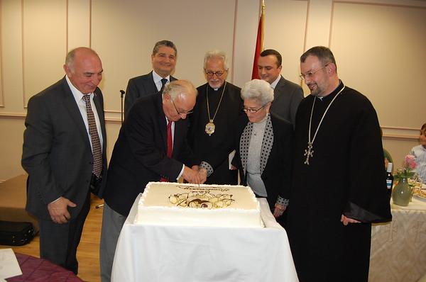 83rd anniversary celebration 2015