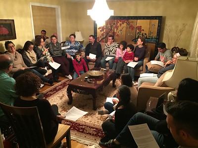 Advent Bible Study 2015