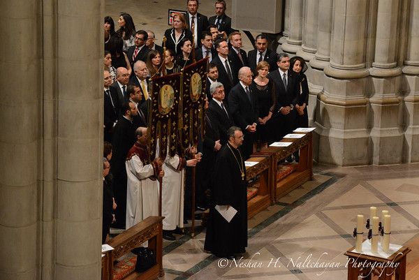 Ecumenical Prayer Service at the National Cathedral