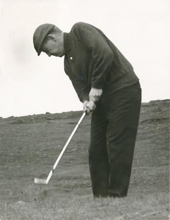 Þorvaldur Ásgeirsson, fyrrum Íslandsmeistari, golfkennari og formaður Golfklúbbs Reykjavíkur.