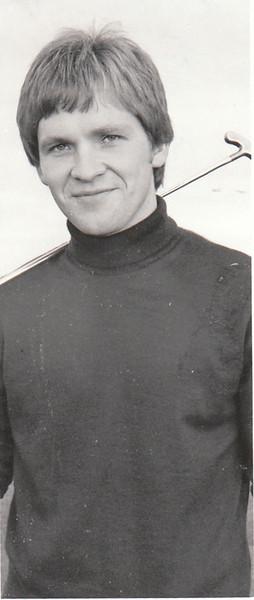 Geir Svansson.