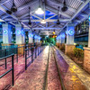 "The Empty Depot<br /> Though this little depot may not be Grand Central Station, many happy people ""young at heart"" catch a train here daily to travel around the Aquarium amusement area in Houston."