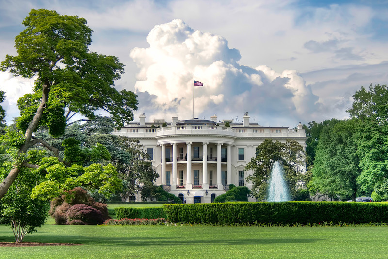 No trip to Washington D.C. would be complete without a view of the White House. Photo by Tim Stanley Photography