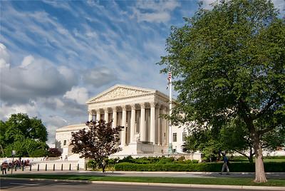 Supreme Court Supreme Court building in Washington D.C.