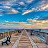 The Long Pier<br /> The Pensacola Beach Fishing Pier is 1471 feet long and claims to be the longest in the Gulf of Mexico.