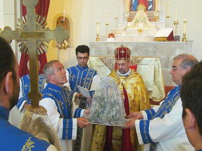 Kachverats - Exultation of the Cross 2015