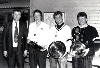Óþ, Ragnar Ólafsson, Þorsteinn Hallgrímsson, Hannes Eyvindsson.