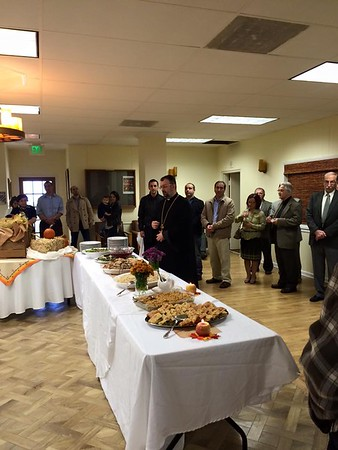 Women's Guild Thanksgiving Luncheon 2015