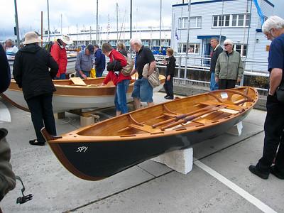 Rowing skiff SPY