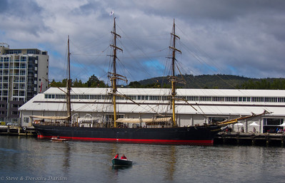 Tall ship JAMES CRAIG
