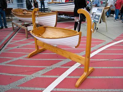 Cradle boat
