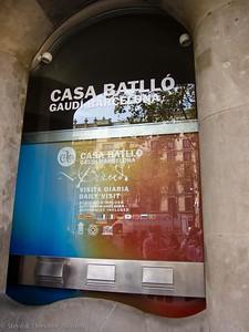 Gaudi - Casa Battlo