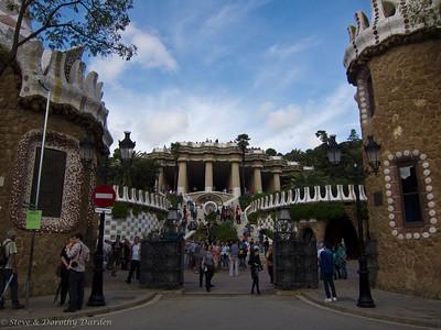 Gaudi - Parc Güell