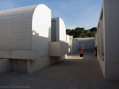 Fundacio' Joan Miro