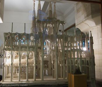 Gaudi - Sagrada Familia Museum