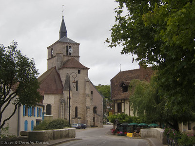 A church in Beze