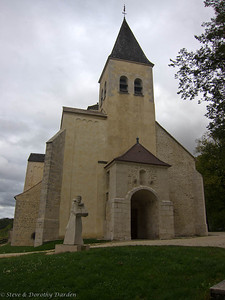 Church in Chatillon-Sur-Seine