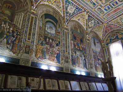 Duomo library