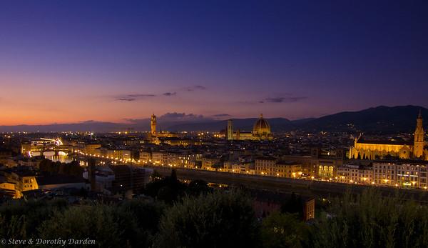 Florence - around town