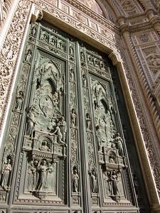 Doors of Il Duomo