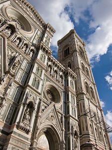 Il Duomo and Giotto's Campanile