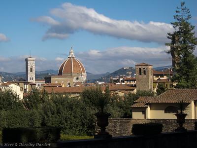 Florence - Medici Palace and Boboli Gardens