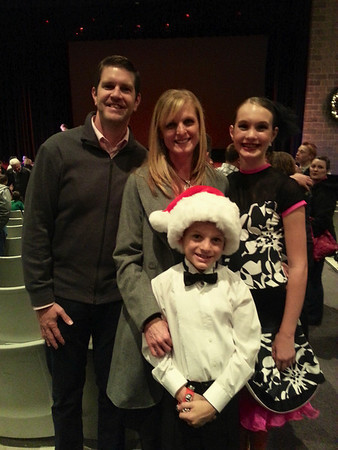 Ryan and Emme both performed at the BYU Ballroom Winter show--such a wonderful show!  They both did a great job!