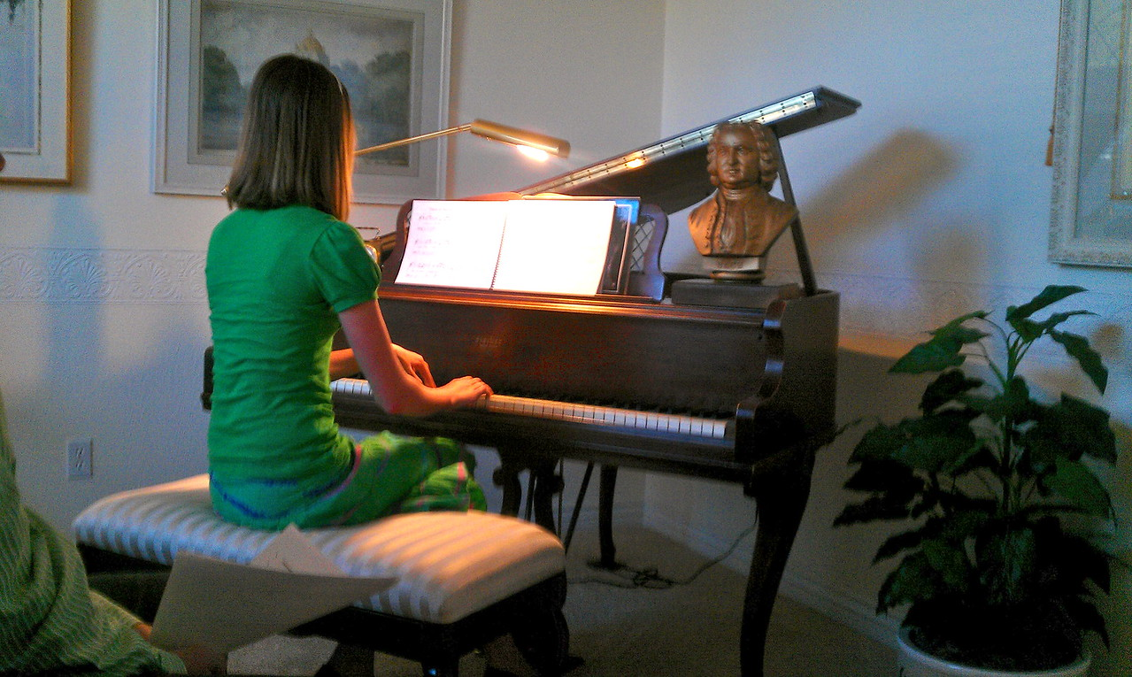 Emme Piano Recital