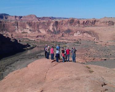 Moab Couples Trip 2012