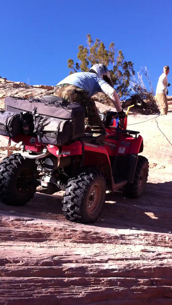 Robb 4-Wheel Trip 2012