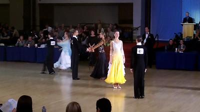 Junior Ballroom Waltz