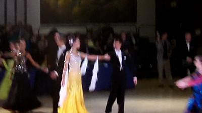Junior Ballroom Tango