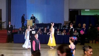 Junior Ballroom Quickstep