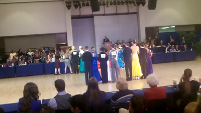 Junior Smooth Awards--4th place!