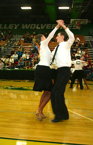 UVU Syllabus Waltz/Quickstep.  Feb 2013.  2nd place!