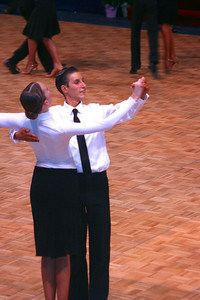BYU Nationals, Syllabus Waltz.  Made it to quarter finals.