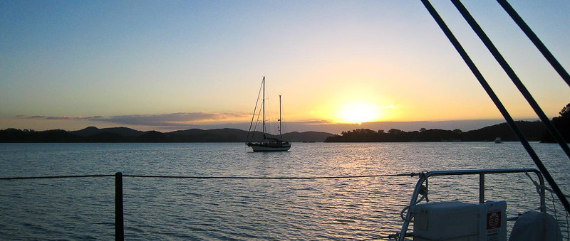 Cruising again - Bay of Islands