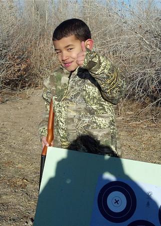 AJ BB Gun shoot January 2012