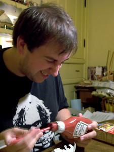 Matt Katches the Kalamity of Ketchup