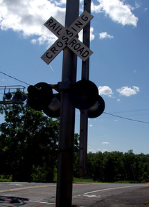 Railroad Crossing Without Any 'R's...