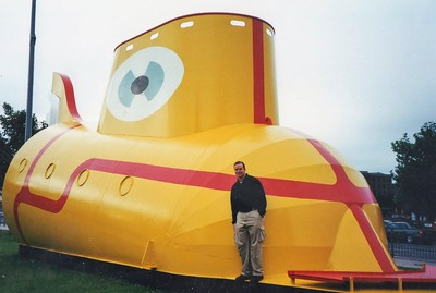Yellow Submarine, Liverpool
