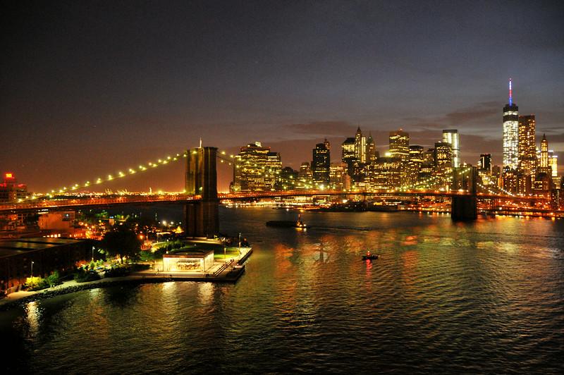 Brooklyn Bridge Vista