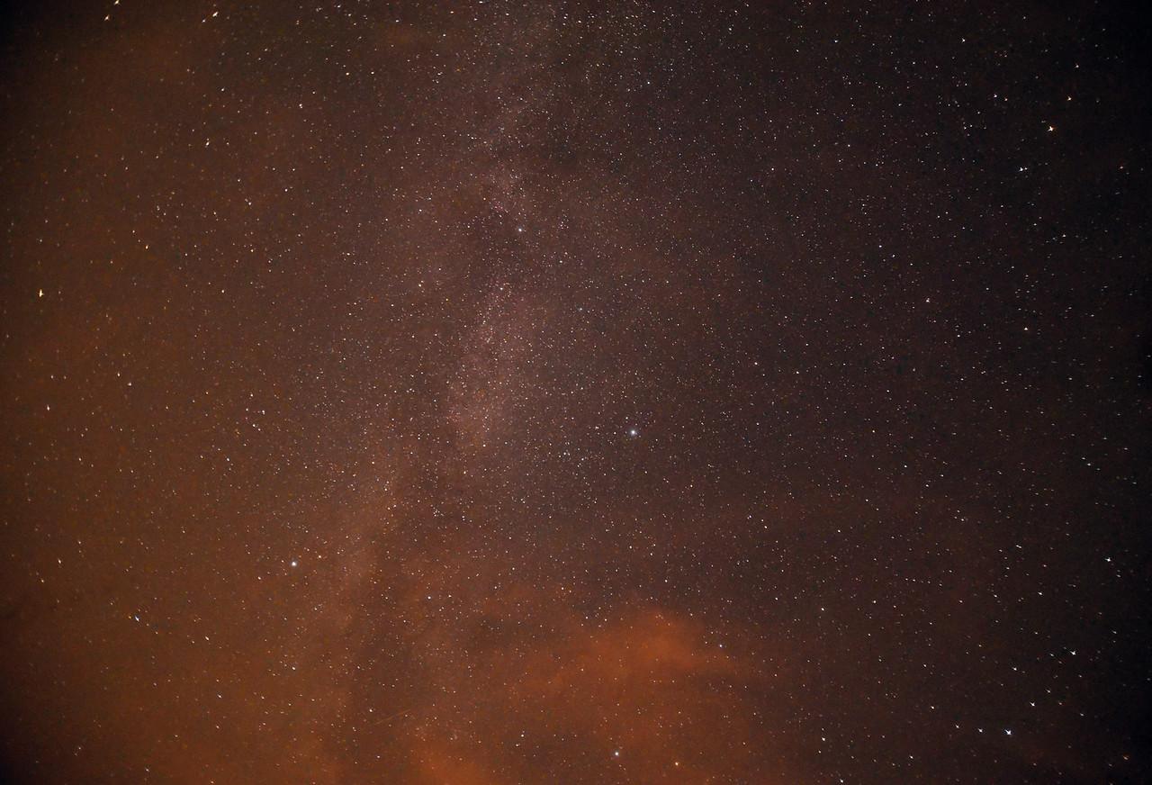 Balaton Night Sky