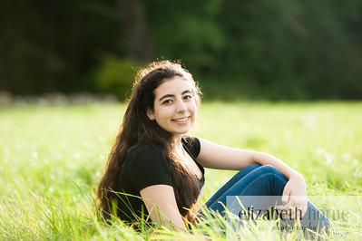 Eliza's Senior Portraits