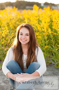 Miranda's Senior Portrait