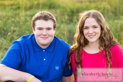Patrick & Gabriella's Senior Portraits