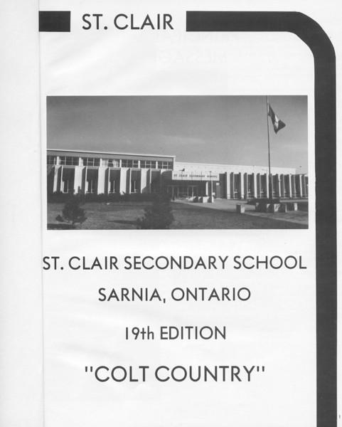 Grade 12 Yearbook