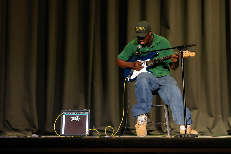 Roosevelt High School talent show
