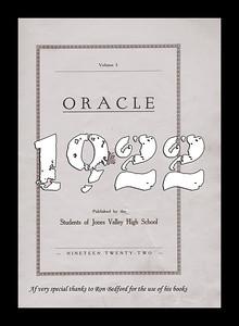 Volume I - 1922
