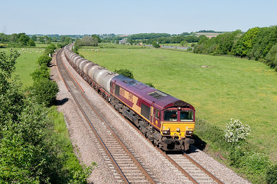 66078 6V62 Fawley-Tavi at Tiverton Parkway